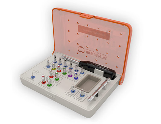 produzione kit implantologia-9658 | Kit rialzo di seno mascellare